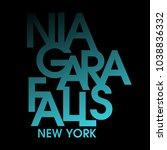 Niagara Falls New York...