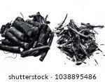 close up of ayurvedic herb... | Shutterstock . vector #1038895486