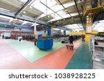 minsk  belarus   february 22 ... | Shutterstock . vector #1038928225