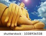 Big Statue Of Buddha Image.wat...