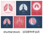 world tuberculosis day. event... | Shutterstock .eps vector #1038949165