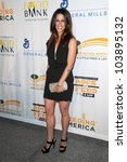 Small photo of Alanis Morissette at the 'Rock A Little, Feed A Lot' Benefit Concert. Club Nokia, Los Angeles, CA. 09-29-09