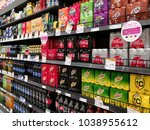 bangkok  thailand   feb 13 ... | Shutterstock . vector #1038955612