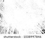 grunge white and black stripes. ... | Shutterstock .eps vector #1038997846