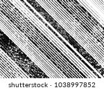 grunge white and black stripes. ... | Shutterstock .eps vector #1038997852