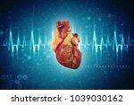 3d illustration  anatomy of...   Shutterstock . vector #1039030162