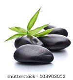 Zen Pebbles. Stone Spa And...