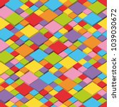 abstract vector background of...   Shutterstock .eps vector #1039030672