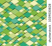 isometric graphic pattern....   Shutterstock .eps vector #1039030828