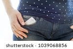 closeup isolated image of... | Shutterstock . vector #1039068856