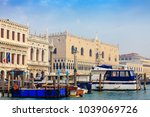 venice  italy   january 06 ... | Shutterstock . vector #1039069726
