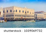 venice  italy   january 06 ... | Shutterstock . vector #1039069732