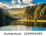 Beatiful Nature Lake And Forest ...
