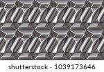 3d geometric modules in auto... | Shutterstock . vector #1039173646