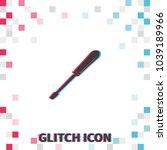 screwdriver  glitch effect...
