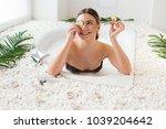 feel better  gorgeous smart... | Shutterstock . vector #1039204642