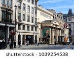 london  uk   july 7  2016 ... | Shutterstock . vector #1039254538