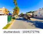 isla mujeres. mexico  november...   Shutterstock . vector #1039272796