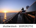 steamer   large cargo and... | Shutterstock . vector #1039292752