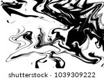 white and black digital... | Shutterstock . vector #1039309222