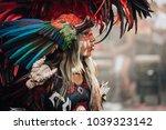 mexicocity  mexico   decembre... | Shutterstock . vector #1039323142