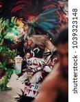 mexicocity  mexico   decembre... | Shutterstock . vector #1039323148