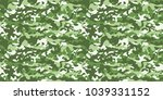 camouflage background.seamless... | Shutterstock .eps vector #1039331152