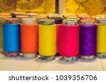 background with a lot of... | Shutterstock . vector #1039356706