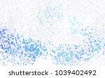 dark orange vector blurry... | Shutterstock .eps vector #1039402492
