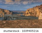 geological reservation cheile... | Shutterstock . vector #1039405216