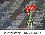 shymkent  kazakhstan  may 9 ...   Shutterstock . vector #1039466635