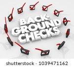 background checks boxes marks... | Shutterstock . vector #1039471162