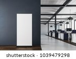 modern coworking office... | Shutterstock . vector #1039479298