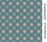 vector seamless pattern luxury. ... | Shutterstock .eps vector #1039540915