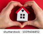 real estate and mortgage... | Shutterstock . vector #1039606852
