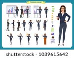 ready to use character set.... | Shutterstock .eps vector #1039615642