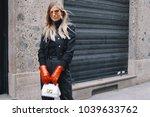 milan  italy   february 25 ... | Shutterstock . vector #1039633762