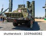 kadamovskiy training ground ...   Shutterstock . vector #1039668382