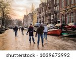 amsterdam  north holland   the... | Shutterstock . vector #1039673992