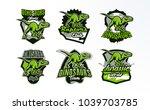 A Set Of Emblems  Badges ...