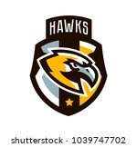 colorful logo  sticker  emblem... | Shutterstock .eps vector #1039747702