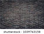 brick wall pattern background...   Shutterstock . vector #1039763158