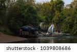 kanchanaburi thailand  ... | Shutterstock . vector #1039808686