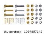 vector illustration of steel... | Shutterstock .eps vector #1039857142