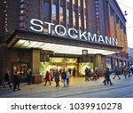 helsinki  finland   january 4 ... | Shutterstock . vector #1039910278