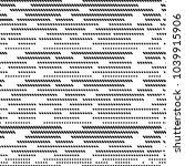 dot glitch seamless pattern.... | Shutterstock .eps vector #1039915906
