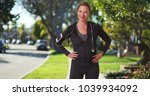 middle aged caucasian woman... | Shutterstock . vector #1039934092