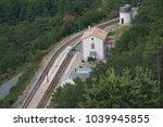 Train Station  Vivario  Corse ...