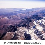 directly above view of the... | Shutterstock . vector #1039982692