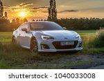 prague  the czech republic  20. ... | Shutterstock . vector #1040033008